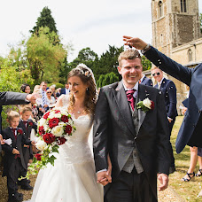 Wedding photographer Aaron Storry (aaron). Photo of 09.07.2017