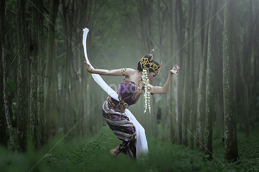 Eksotika Budayaku by Iwan  Kristiana - People Musicians & Entertainers