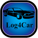 Log4Car - car manager icon