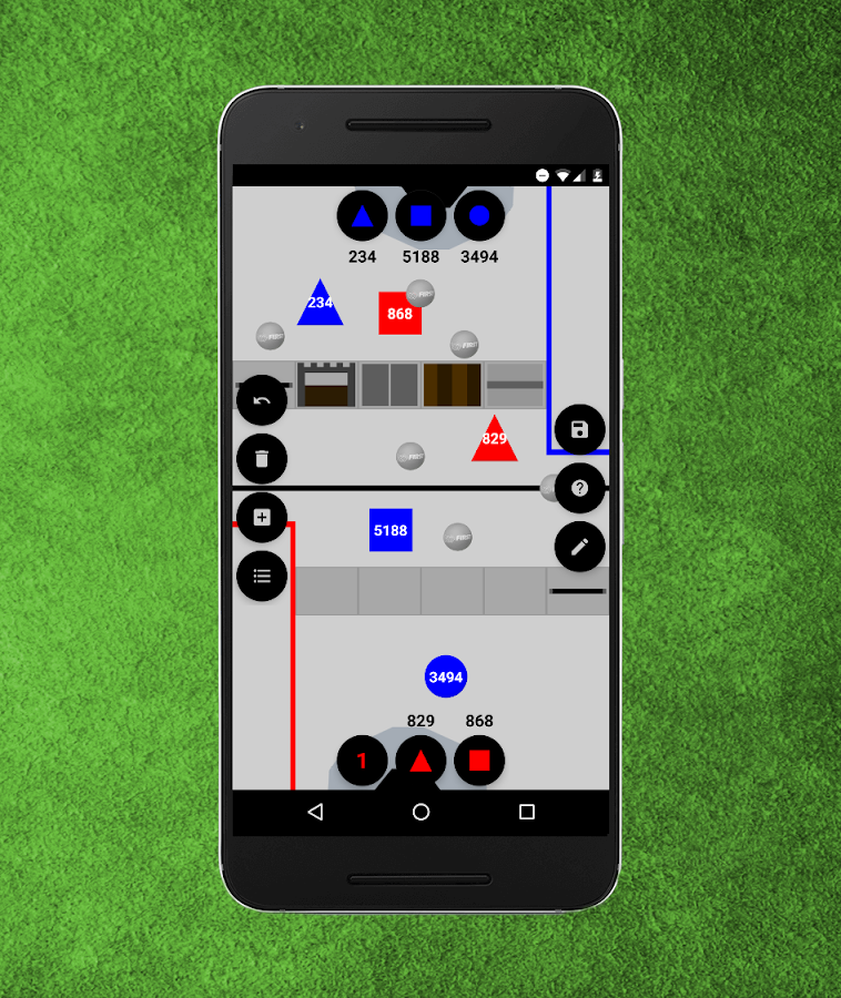 FRC GamePlan- screenshot