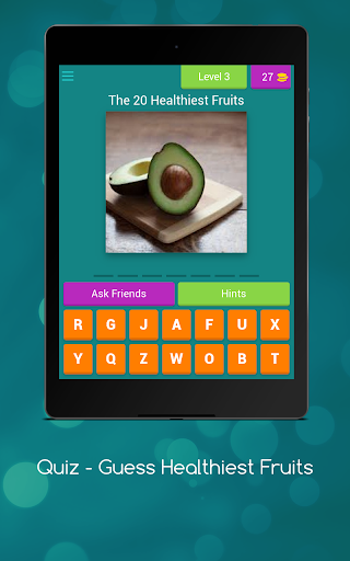 Quiz - Guess Healthiest Fruits  screenshots 17