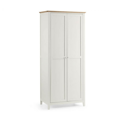Julian Bowen Salerno Ivory Bedroom Furniture