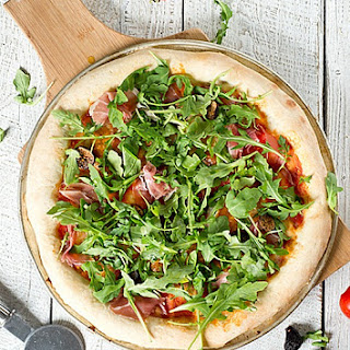 Fig and Prosciutto Pizza