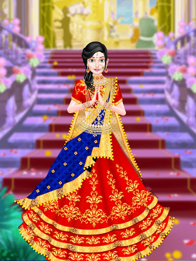 Rani Padmavati Makeover - Makeup & Dress up Salon 2.6 gameplay | by HackJr.Pw 12