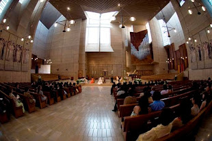 cathedral of our lady of the angels los angeles ca wedding photography 1
