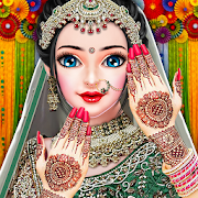 Indian wedding love with arrange marriage games