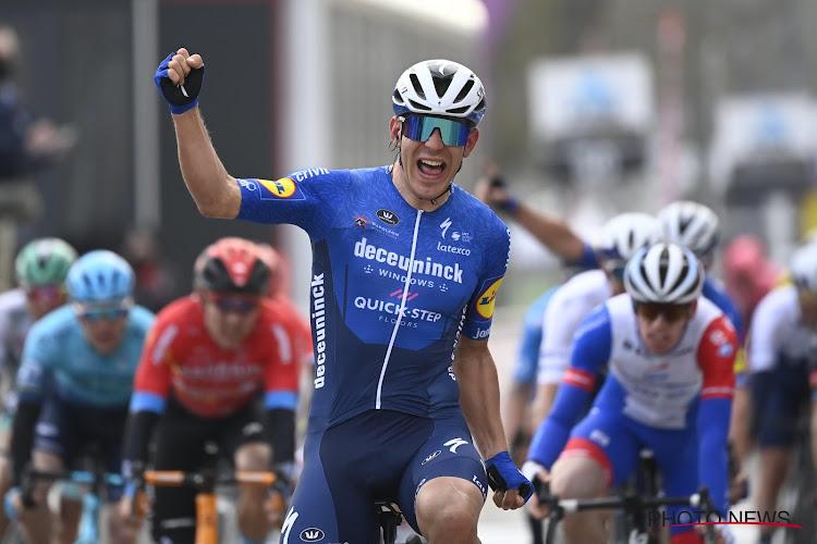 """Ballerini ontdekt zichzelf als klassieke renner en denkt na derde zege ook aan Roubaix: """"Dit is een droom die uitkomt"""""""