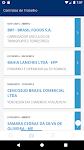 screenshot of Carteira de Trabalho Digital