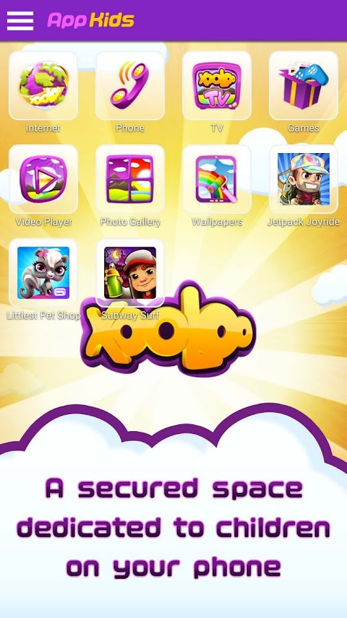 Xooloo App Kids Videos & Games- screenshot