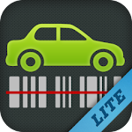 Vehicle Barcode Scanner Lite Icon