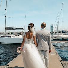Wedding photographer Darya Mitina (daryamitina). Photo of 16.08.2018