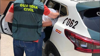 La Guardia Civil ha detenido al presunto agresor.