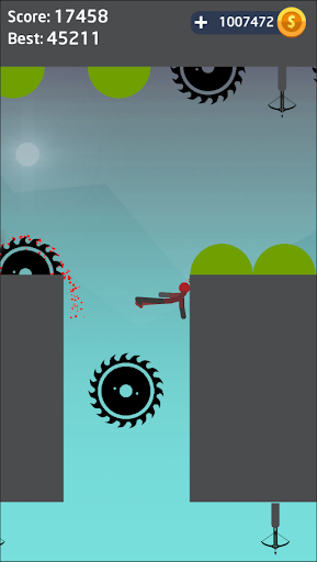 Stickman Falling Forever 1.07 androidappsheaven.com 2