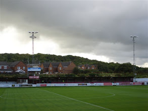 Photo: 21/08/12 v Port Vale (Football League Division 2) 2-0 - contributed by Gyles Basey-Fisher