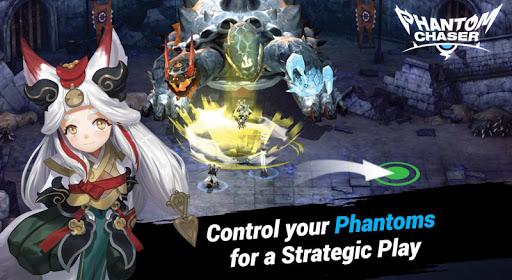 Phantom Chaser poster