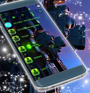 Messenger Theme - náhled