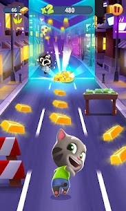 Talking Tom Gold Run 4.9.0.845 MOD APK (Unlimited Money) 1
