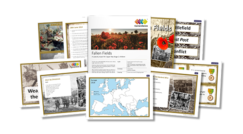 Fallen Fields - First World War Special Project