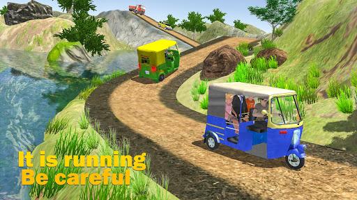 Modern Auto Tuk Tuk Rickshaw apkpoly screenshots 2