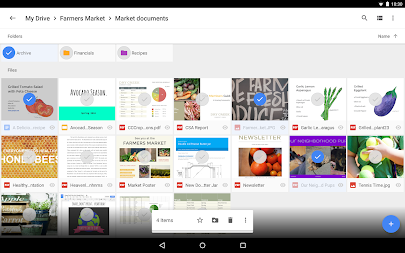 Google Drive APK screenshot thumbnail 9