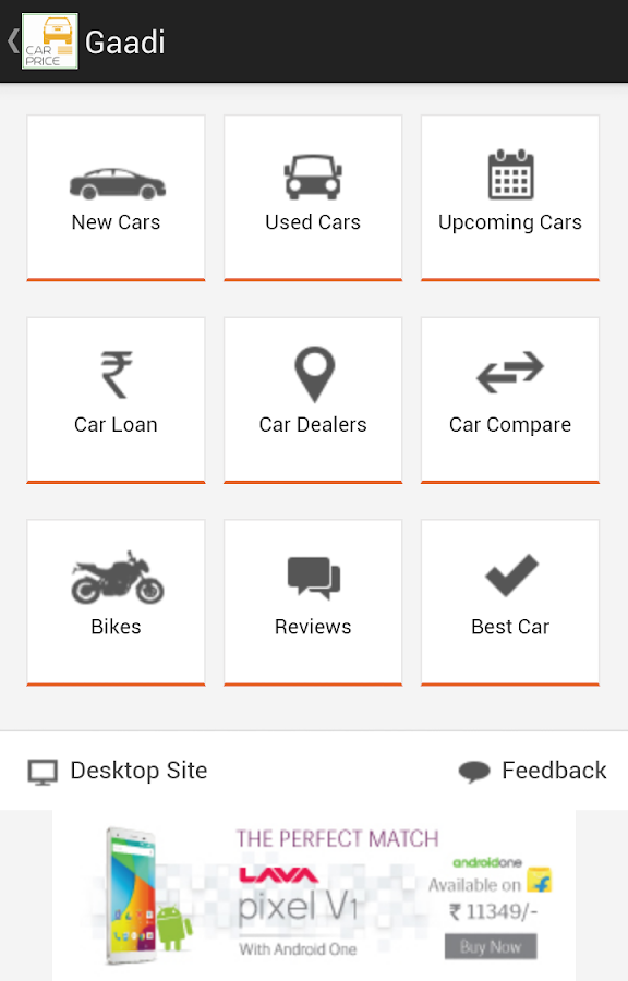 Car Price In India Android Apps On Google Play