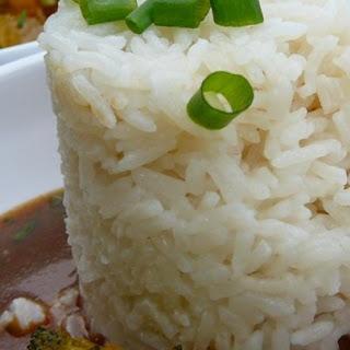 Asian Coconut Rice.