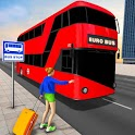 Modern Bus Simulator Games : Free Bus Driving Game icon