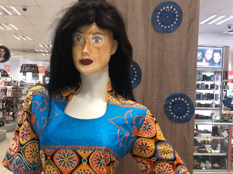 Dischem store launches 'African beauty campaign' with blackface mannequin - SowetanLIVE
