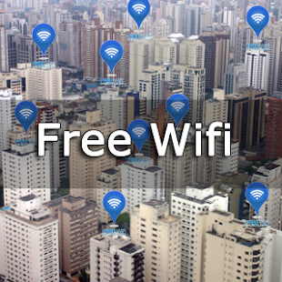 Wifi Free Internet- screenshot thumbnail