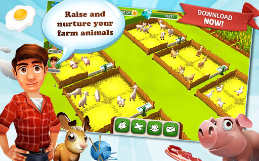 My Free Farm 2 apktram screenshots 13