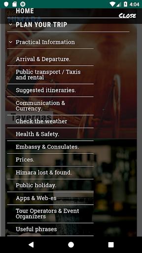 Visit Himara 1.0.2 screenshots 2