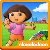 Dora Appisode: Shape Train