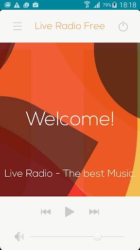 Live Radio Free