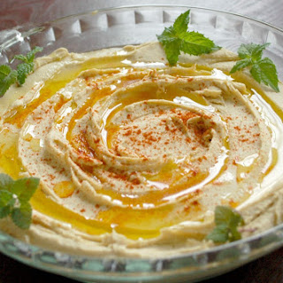Arabic Hummus Recipe