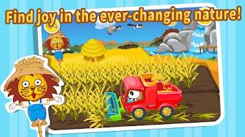 Screenshot of Seasons - Free for kids
