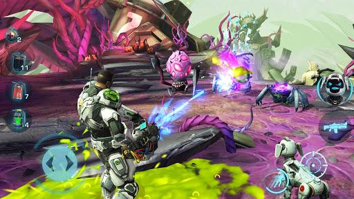 Evolution 2: Battle for Utopia. Shooting games apktram screenshots 12