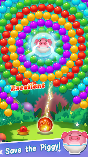 Rabbit Pop- Bubble Mania 3.1.1 screenshots 3