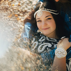 Wedding photographer Darya Nesmeyanova (Nesmeyaana). Photo of 12.10.2015