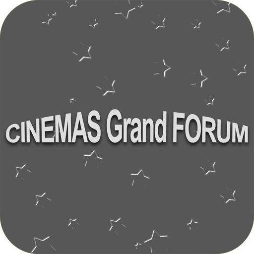 Cinémas Grand Forum Icon
