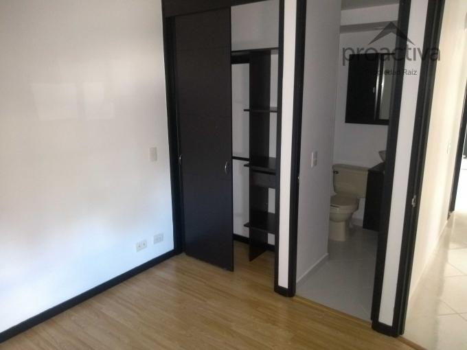 apartamento en arriendo el carmelo 497-6611
