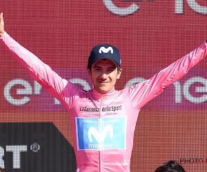 Nouveau départ pour Movistar: le vainqueur du Giro chez Ineos