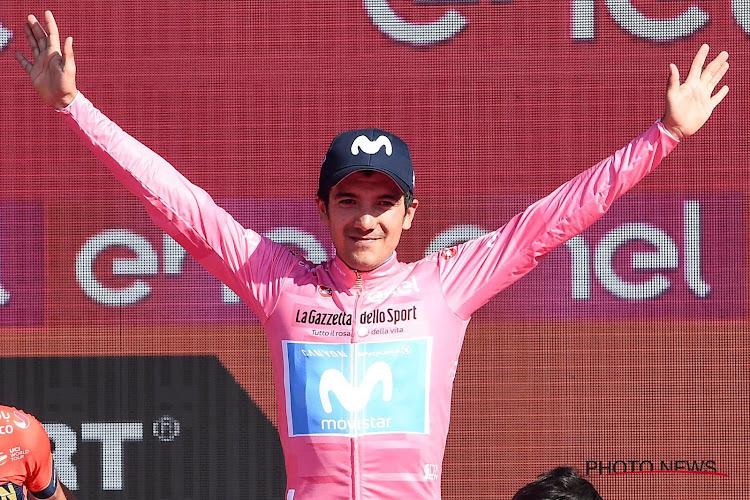 Le vainqueur du Giro privé de Vuelta?