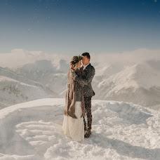 Wedding photographer Tomasz Panszczyk (panszczyk). Photo of 07.02.2018