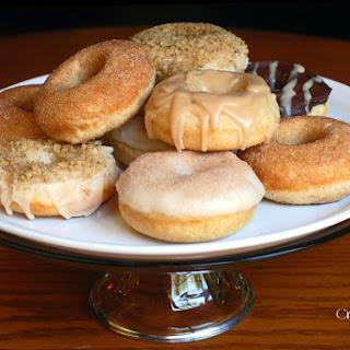 Baked Buttermilk Doughnuts