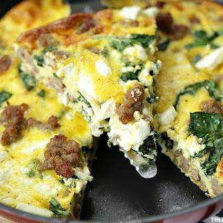 Spinach Feta Sausage Recipes.