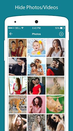 Calculator - Vault For Hide Photo Video & App Lock 3.4 screenshots 3