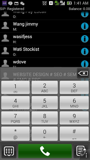 google talk voip android