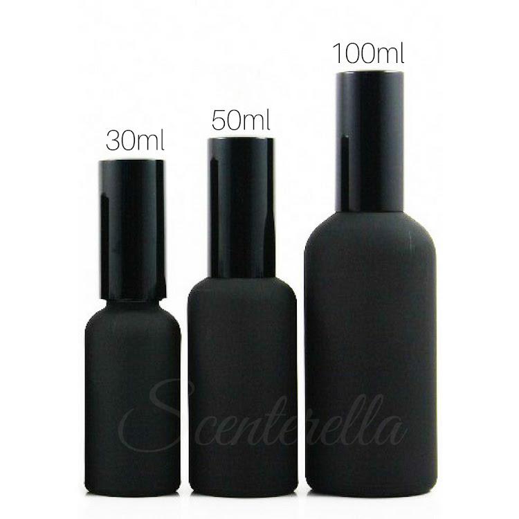 Rose Geranium - 30ml Alcohol-free Perfume