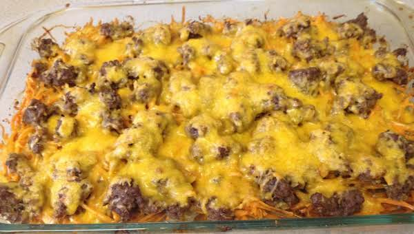 Hamburger Bake Recipe