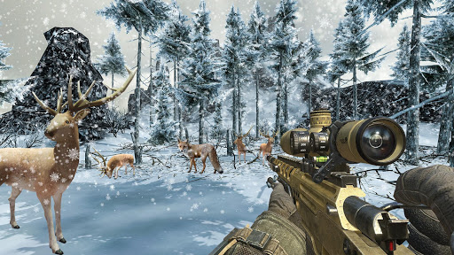 Sniper Hunter Wild Safari Survival: Shooting Game android2mod screenshots 8